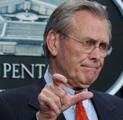 Abou Ghraïb : Rumsfeld au banc des accusés