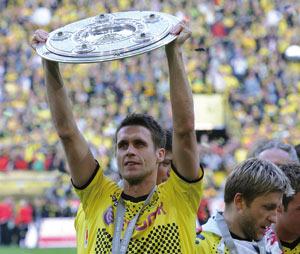 Championnat d'Allemagne : Dortmund en liesse, Wolfsburg a du mordant
