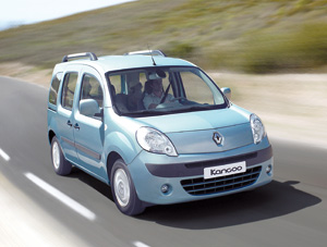 Renault Kangoo Evolution: Un losange au grand coeur