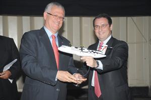 Royal Air Maroc commande six avions ATR pour sa filiale régionale