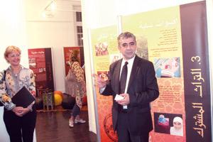 Tanger : Exposition itinérante sur l'histoire des relations maroco-britanniques