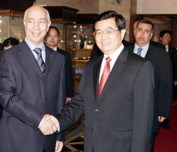 Maroc-Chine : transformer l'essai