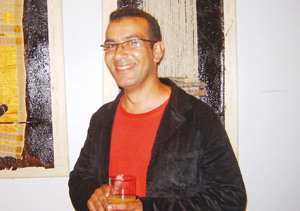 Oujda : Exposition : L'art du silence