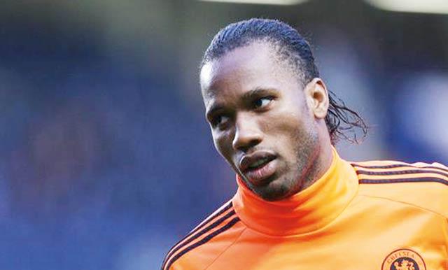 Angleterre:  Drogba demande  à Chelsea de  rappeler Mourinho