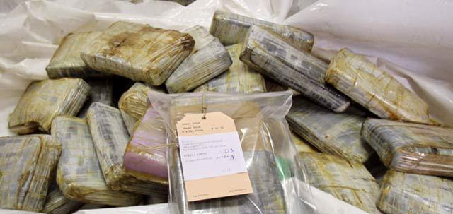 Saisie de 24,5 kg de Chira à l'aérogare fret Nouaceur