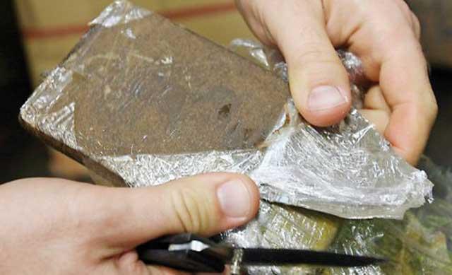 Un Européen arrêté à Casablanca  avec 345 kg de haschich dissimulés dans du tissu pour l'export