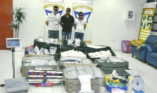 Dubaï : saisie record de drogue !