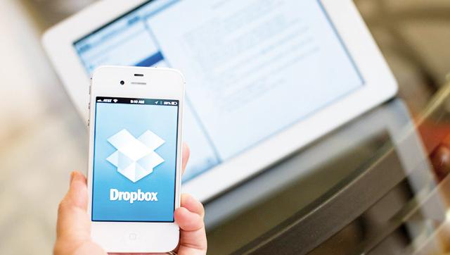 Qu'est-ce qu'un DropBox