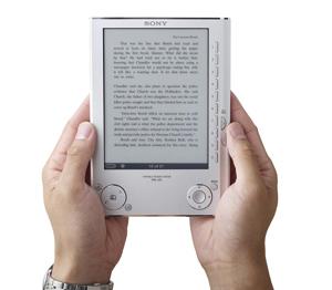 Le e-book, un concept futuriste