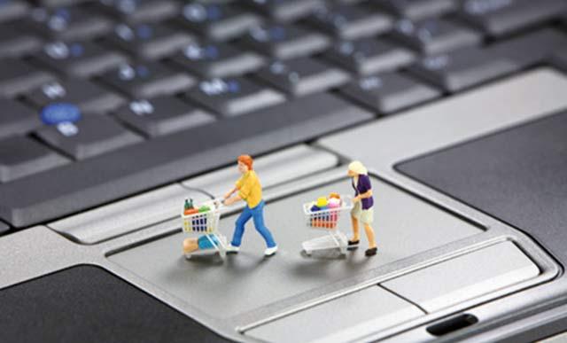 Le commerce en ligne dépasse les 1.000 milliards de dollars