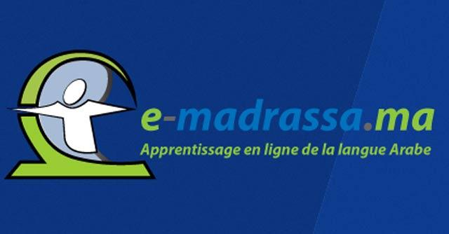 E-madrassa: Apprentissage en ligne de l'arabe pour les MRE
