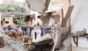 Le Parquet ordonne l'ouverture d'une enquête sur la catastrophe de Meknès