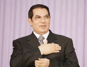 Tunisie : Ben Ali s'engage à sauvegarder le régime républicain