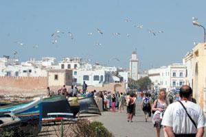 Les rues d'Essaouira font place à l'art