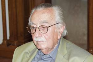 Hommage à l'écrivain Edmond Amran El Maleh