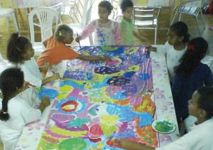 Arts plastiques : Vers la vulgarisation de l'éveil artistique