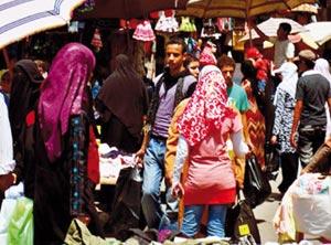 La pauvreté touche 40% de la population arabe