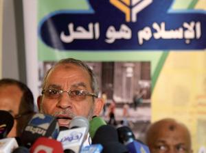 Egypte : Les Frères musulmans peaufinent une image de parti prêt au pouvoir