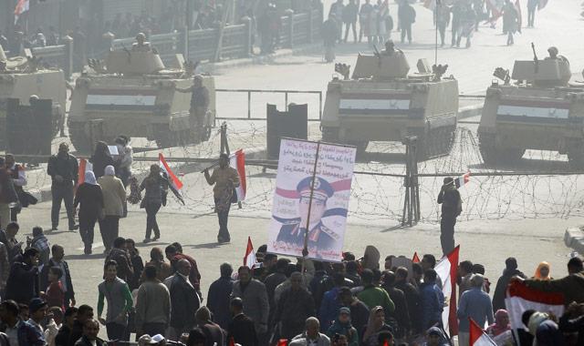 Egypte: un 3ème anniversaire de la révolte sanglant avec 49 morts et 247 blessés