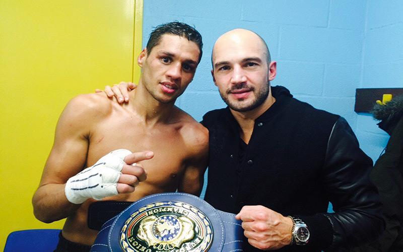 Boxe : El Mousaoui remporte la ceinture de l'Union européenne
