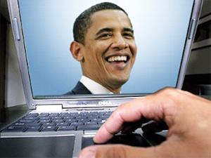 Barack Obama fait confiance à Internet pour rafler la mise