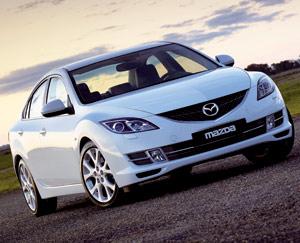 Mazda6 : Changement de statut