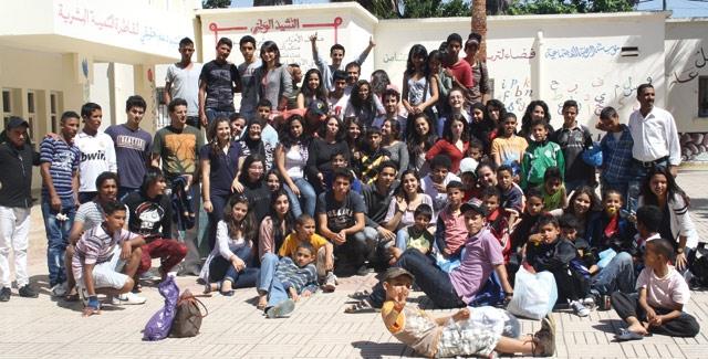 Rabat : Quand les élèves s engagent dans des actions caritatives