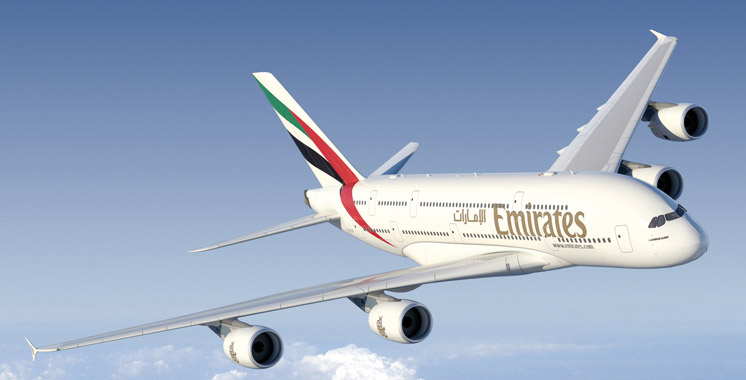 Le Royaume rejoint le réseau d'A380 d'Emirates