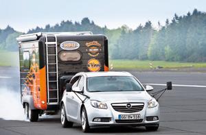 Opel Trailer Stabilty Assist : pour tirer sans se soucier…