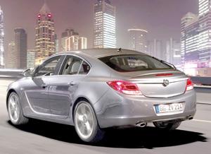 Opel Insignia : Déjà 150.000 ventes en Europe