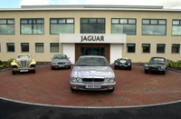 Ford veut vendre l'usine de Jaguar à Coventry