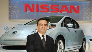 Carlos Ghosn, l'un des plus gros salaires nippons