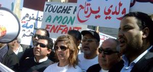 Agadir : Dénonciation de l'injustice à l'égard des enfants victimes de pédophilie