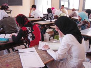 Enseignement : Report d'une semaine des examens scolaires