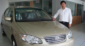 Henry Z. Li : «La BYD e6 sera notre vitrine technologique»