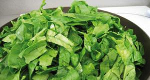 Les épinards, choux et laitue réduisent le risque de diabète