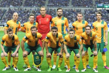Coupe du monde 2014 : Equipe d'Australie