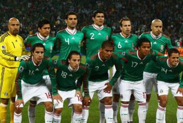 Coupe du monde 2014 : Equipe du Mexique