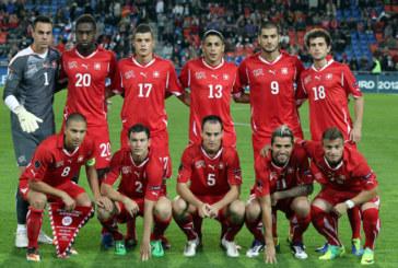 Coupe du monde 2014 : Equipe de la Suisse