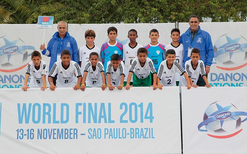 Danone Nations Cup 2015 : Marrakech succède à Sao Paulo