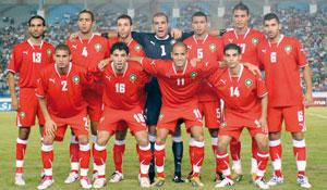 Le Maroc gagne son premier match après deux ans de disette