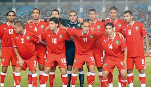 Match amical Maroc-Irlande du nord : une première liste d'Eric Gerets dominée par les professionnels