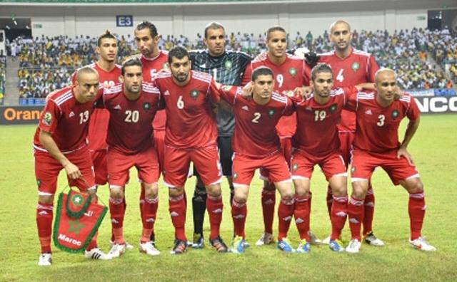 Amical: la sélection marocaine battue à domicile par la Guinée (2-1)