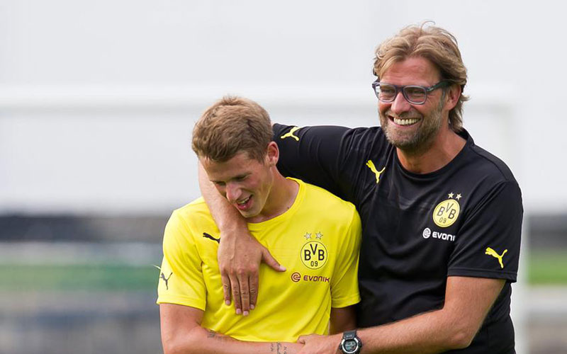 Erik Durm prolonge avec Dortmund