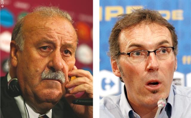 Quarts de finale : Espagne-France : Effacer  le souvenir de 2006