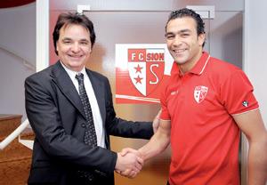 Le FC Sion saisit la FIFA à propos d'El Hadary