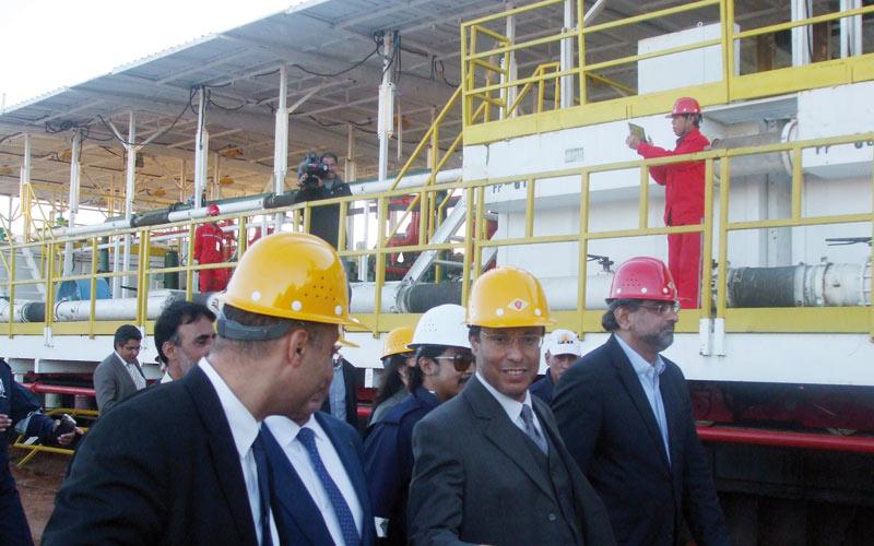 Forage: Le pétrole exploré à Tamanar