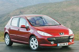 Peugeot : la 307 atteint le cap des 3 millions d'unités