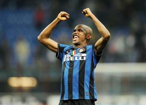 Transfert : L'Inter Milan discute avec un club russe pour Eto'o