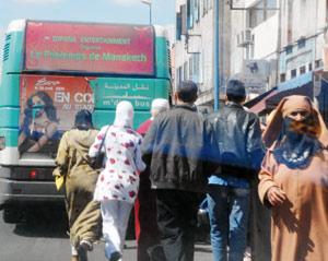Étude : Les transports en commun au Maroc sont inadaptés aux besoins des femmes